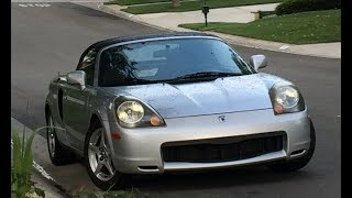 Download 2ZZ - Swapped Toyota MR2 Spyder 5-Speed - One Take Video