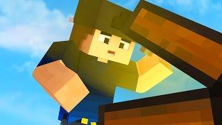 Download OPENING SECRET MINECRAFT CHEST! (Minecraft Survival Gameplay) Video