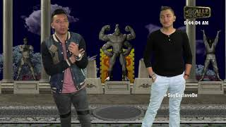 Download Fighty de chistes de partes del cuerpo: Lokillo vs. Pirata Morgan en Kallejiando Video