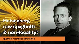 Download Heisenberg's Uncertainty Principle and Quantum Non-Spatiality (Non-locality) Video
