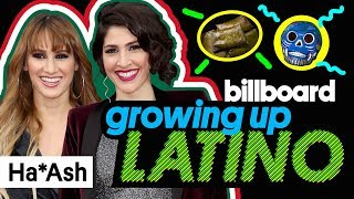 Download Ha*Ash Describe Their Love for Mexican Tamales, Nopales and 'Day of the Dead' | Growing Up Latino Video