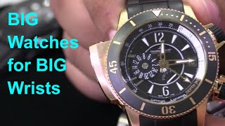 Download BIG Watches For BIG Wrists - Federico Talks Watches Video