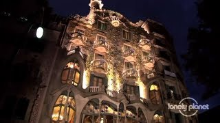 Download Barcelona city guide - Lonely Planet travel video Video