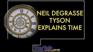 Download Neil deGrasse Tyson Explains Time Video