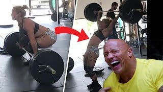 Download EPIC AND FUNNY GYM FAILS! HAHA Video