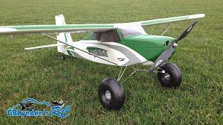 Download HobbyKing Durafly Tundra 1300mm STOL RC Bush Plane - Bill's Maiden Flight Video