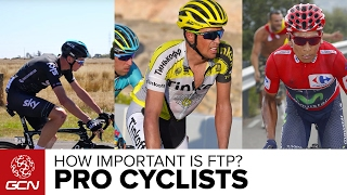 Download How Important Is FTP To A Professional Cyclist? Video