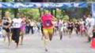 Download Kelly Ripa Leads High-Heel Race - New York Post Video
