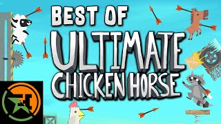 Download Best of AH - Ultimate Chicken Horse - Part 1 | Achievement Hunter Best Moments Video