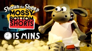 Download Shaun the Sheep - Mossy Bottom Shorts 01-15 [30MINS] Video