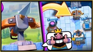 Download I Can't believe I USE THE XBOW!? • Clash Royale Xbow Deck Video