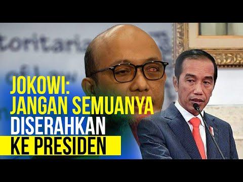 Cendekiawan: Tak Seharusnya Presiden Jokowi Mengelak Soal Pemecatan 57 Pegawai KPK