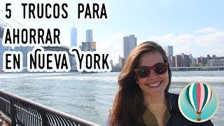 Download 5 trucos para viajar barato en Nueva York - AHORRA EN NY | Punto de partida Video