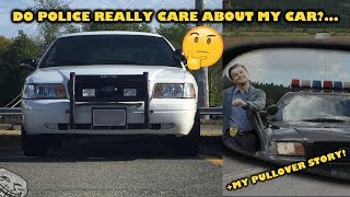 Download Do police really care if you drive an ex cop car?! Video