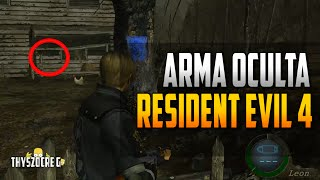 Download Arma Oculta Resident Evil 4 [Xbox 360] Video