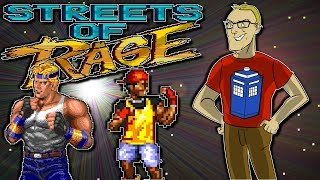Download Streets of Rage Trilogy - The Best Beat 'Em Ups Of All Time! (Sega Genesis Retro Game Review) Video