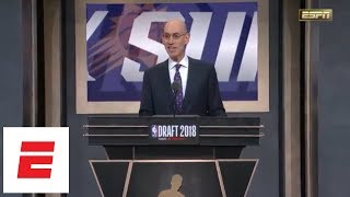 Download [FULL] The entire first round of the 2018 NBA draft in 7 minutes | ESPN Video