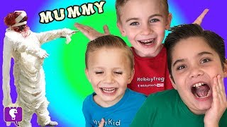 Download Mummy Mommy Makes Kids Do Chores For Imaginext Toys! Reviews + Video Game Play by HobbyKidsTV Video