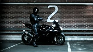 Download BEST of Ghostrider 666 (360 kmh on the Highway, Police chases & Stunts) Video