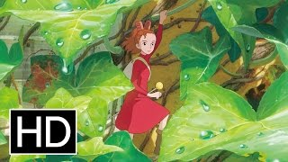 Download Arrietty - Official Trailer Video