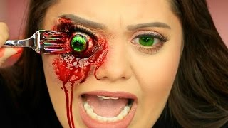 Download FORK STUCK IN MY EYEBALL! Video