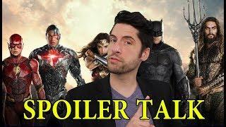 Download Justice League - SPOILER Talk Video