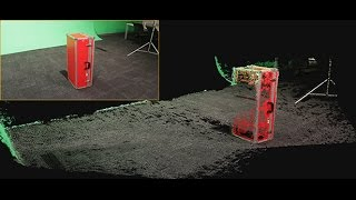 Download Create 3D Point Clouds in Nuke - Tutorial Video