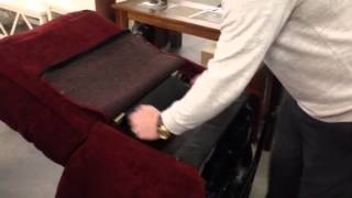 Download Move reclining furniture quick and easy Video