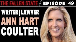 Download ANN COULTER on Free Speech WAR with BERKELEY, ANTIFA Thugs, & Alpha Male TRUMP (Ep. 11 | Season 4) Video