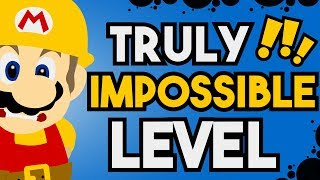 Download Is it Possible to Upload an Impossible Level in Super Mario Maker? Video