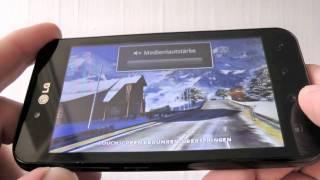 Download Review: LG P970 OPTIMUS Black im Test Video