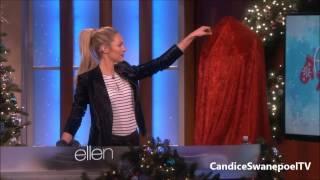 Download Candice Swanepoel The Ellen DeGeneres Show HD 3D Victoria's Secret Video
