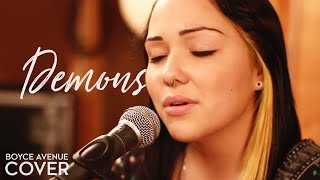 Download Demons - Imagine Dragons (Boyce Avenue feat. Jennel Garcia acoustic cover) on Apple & Spotify Video
