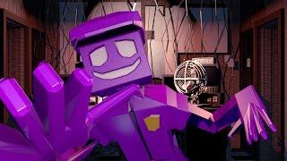 Download Minecraft | MURDER MAZE - Purple Guy Kills Innocent Babies! (PURPLE GUY ATTACKS) Video