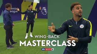 Download How to play wing-back under Pep Guardiola | Kyle Walker's Wing-Back Masterclass Video