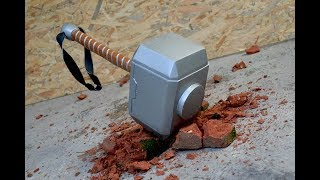Download Homemade Thor's Hammer !? Video