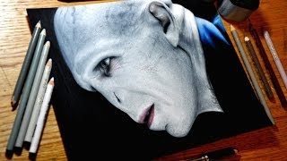Download Drawing Lord Voldemort Video