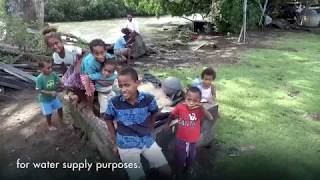 Download Fiji: Standing tall against climate change threats Video