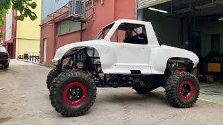 Download Polaris Baby Monster Truck #KRSTDRFT drift lifestyle vlog #237 China Trip #8 Video