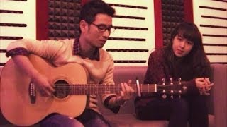 Download How did I fall in love with you (acoustic cover) Chuột Thổ Cẩm Lê Chi - Mai Cồ Video
