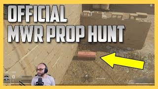Download Official Prop Hunt In MWR (Weekend Only Event in Modern Warfare Remastered) | Swiftor Video