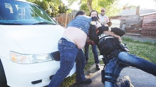 Download HE SLAMMED ME TO THE GROUND WHEN I TOWED HIS CAR! Video