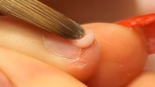 Download How to Apply Acrylic Nails on Short Bitten Nails Tutorial Video by Naio Nails Video