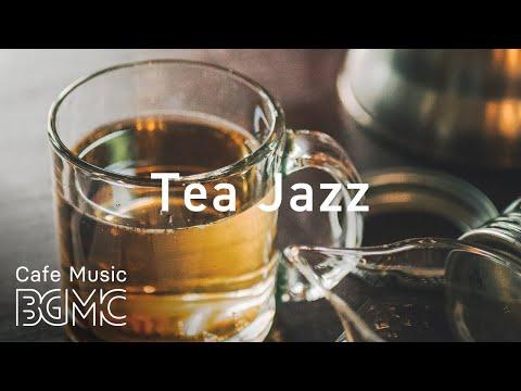 Romantic Tea Jazz - Beautiful Jazz for Romantic Dinner - Relax Accordion Cafe Music