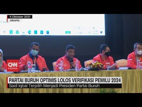 Partai Buruh Optimis Lolos Verifikasi Pemilu 2024