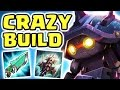 Download CAN I CARRY ANY HARDER?? THE FASTEST JUNGLER | NEW CRAZY BUILD (22 KILLS RAMMUS JUNGLE) - Nightblue3 Video