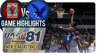 Download UAAP 81 MB: UP vs. ADMU | Game Highlights | September 12, 2018 Video