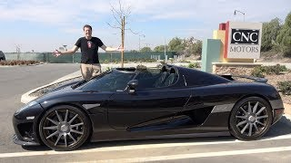 Download The Koenigsegg CCX Was the Ultimate Supercar From 2008 Video