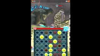 Download Phil Plays Godzilla Smash 3: Eat fist muto! Video