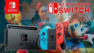 Download Todo lo que puede hacer tu Nintendo Switch y sus Perifericos 2018.(HD) Video